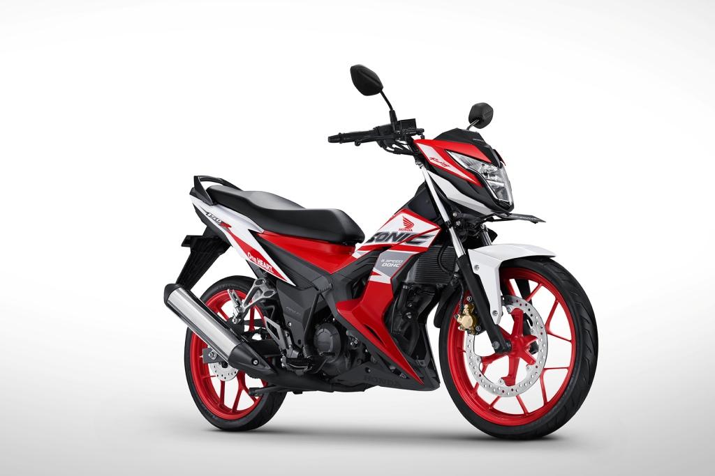 Kredit motor syariah Honda Sonic 150R
